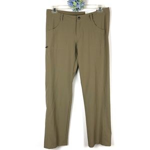 Patagonia Happy Hike Straight Leg Pants Pockets 10